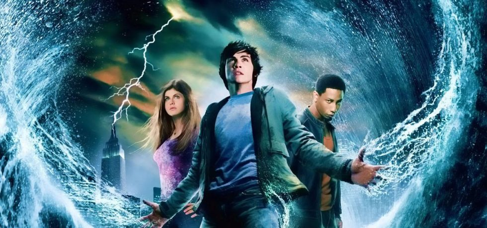 Percy Jackson TV Show Disney+