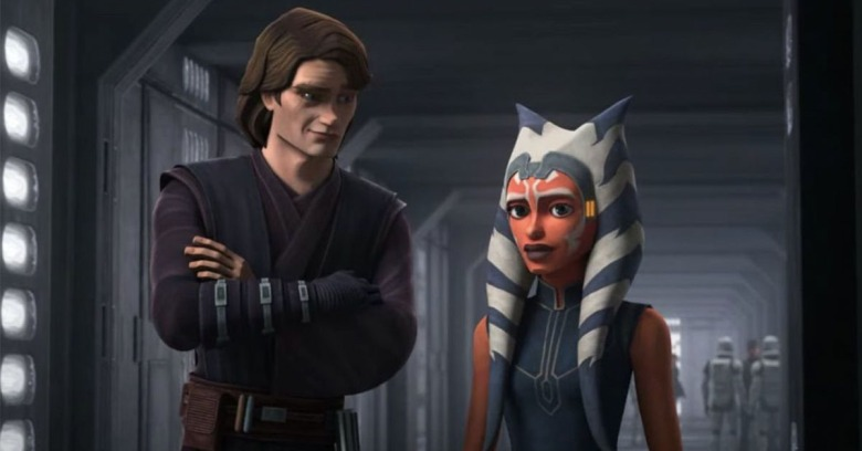 the clone wars ahsoka anakin