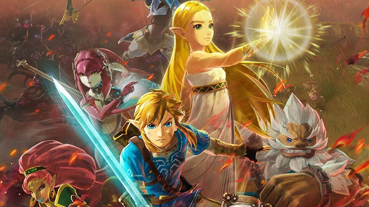 Hyrule Warriors Age Of Calamity Demo Review Geekly Goods